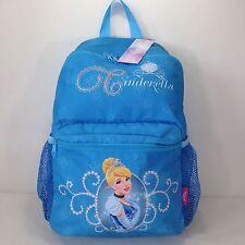 "Disney Princess Cinderella School Bag Handbag Backpack Rucksack Satchel 16"""