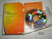 Microsoft Office 2007 Professional Full English Retail Version MS Pro =RETAIL=