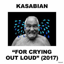 KASABIAN FOR CRYING OUT LOUD CD (New Release May 5th 2017)
