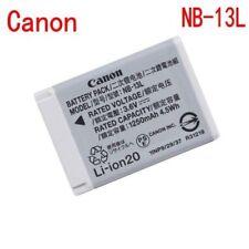 Genuine original NB-13L NB13L Battery for Canon PowerShot G7XII G7X G9X SX720 HS