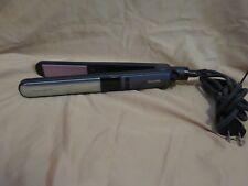 "1"" Philips Salon Straight Pro Ceramic Flat Iron Hair Straightener Model HP4669"