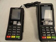 Verifone Credit Card Verification system 2 Units p200 V200C wPrinter (4B4.71.Au