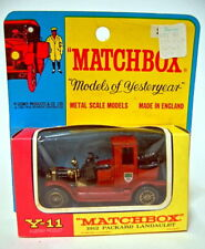 Matchbox MoY Y-11B Packard Landaulet in USA Blisterpackung