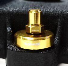 VMS BILLET ALUMINUM GOLD H22 H22A VALVE COVER WASHER & SEALS GASKET NUT BOLT KIT