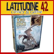 LOTR LORD OF THE RINGS PLAY ALONG OSGILIATH RUINS WITH FELL BEAST DELUXE SET NEW