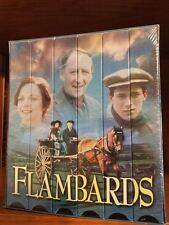 Flambards VHS 6-Tape Set New In Original Wrapping BFS Trilogy of Novels 676 min