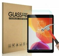 [3-Pack] Tempered GLASS Screen Protector for Apple iPad 7th Generation 2019 10.2