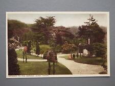 R&L Postcard: Alton Towers, Entrance to Gardens, Published Alton Towers Cafe
