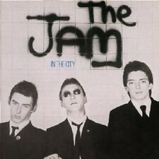 """THE JAM """"IN THE CITY"""" CD NEW+"""