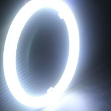 3Pairs 100MM 72 LED COB Halo Ring  Angel Eyes Headlight Light Kit with Cover