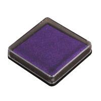5X(Stamp pad ink pad wedding letter document purple V6U4)
