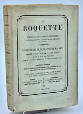Commune de Paris, Abbé Amodru : LA ROQUETTE - JOURNEES DE MAI 1871. Envoi
