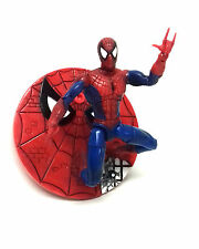 "Marvel legends SPIDERMAN Classic Comic Costume 6"" Jouet Figurine & base"