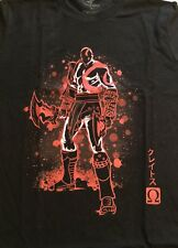 New Teefury Kratos God Of War Men's Small T-shirt Shirt