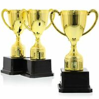 "3 Pack 7"" Award Trophy Cups for Sports & Competitions Tournaments"