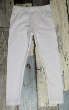 ~ Pantalon / Legging blanc Fille 4 ans comme neuf - 98 à 104cm ~ STE02