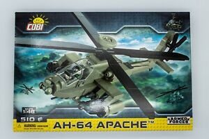 Cobi 5808 AH 64 Apache Helicopter