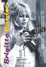 Brigitte Bardot Collection 2. Français. w Optional English Subtitles. 4 movies