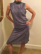 NWT Versace Jeans Couture 3 Piece Sequined Set (jacket, skirt, sleeveless top)
