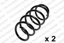 Front Kilen Suspension Coil Spring Set for Vauxhall Combo 1.7 (09/04-06/12)