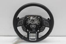 2013 RANGEROVER EVOQUE Multifunctional Black Leather Steering Wheel With Paddles