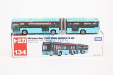 Takara Tomy Tomica #134 Mercedes-Benz CITARO Keisei Articulated Bus Diecast Car