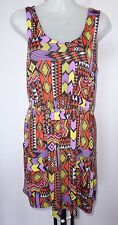 FASHION FAIR Geometric Knit Dress - Excellent Condition