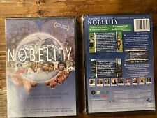Nobelity Dvd The World's Problems Through the Eyes Turk Pipkin Free Shipping!