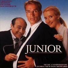 James Newton Howard: Junior - Colonna Sonora - CD