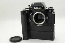 [Exc++++] Nikon F2 Photomic SLR Film Camera DP-1 MD-3 MB-2 from japan #161