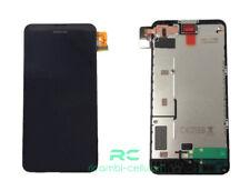 touch schermo FRAME LCD display per Nokia Lumia 635 630 nero vetro touchscreen