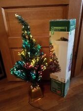 Holiday Time 32 Inch Fiber Optic Tree Changes Color
