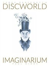 Terry Pratchett's Discworld Imaginarium: Signed Limited Special Edition free p&p