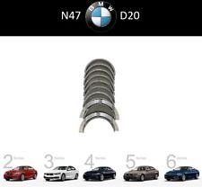 BMW 2.0 N47 N47D20 MAIN BEARINGS @ STD / +0.25MM / +0.50MM