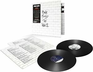 PINK FLOYD  THE WALL 2 LP