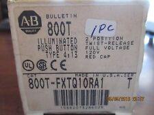 ILLUMINATED PUSH BUTTON AB 800 T
