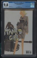 TANK GIRL THE GIFTING 1 CGC 9.8 5/07 2 DIFFERENT COVER EXIST ALAN MARTIN STORY