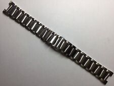 QUALITY 316L CUSTOM MADE BAND BRACELET FOR OMEGA DEVILLE LADYMATIC CO-AXIAL 34MM