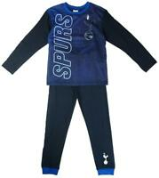 Boys Pyjamas Tottenham Hotspur Pjs Spurs Official T.H.F.C Football 4 to 12 Years