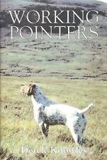 KNOWLES DEREK GUN DOG TRAINING BOOK WORKING POINTERS hardback NEW