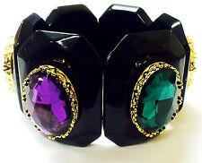 Joan Rivers Classic Multi Acrylic Stone Women's Bangle Bracelet