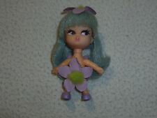 Vintage 1968 Flower Darlings Hasbro Doll Violet Darling Rare #8571