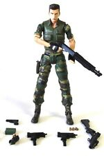 "Palisades Capcom Resident Evil Biohazard Chris Redfield 6"" Action Figure 5292"