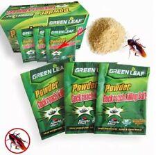 50PCS Effective Powder Cockroach Killing Bait Roach Killer Insecticide Pesticide