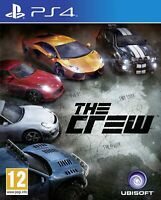 The Crew Playstation 4 PS4 **FREE UK POSTAGE!!** VGC FAST DISPATCH
