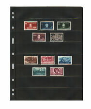 LIGHTHOUSE Vario 8s Pages Hobby Stamp Collecting Products