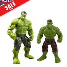 Marvel Avenger Super Hero Incredible Hulk Action Figure Toy Doll Collection Gift