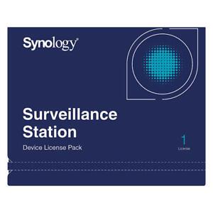 1 Stück Synology 1x Kamera Lizenz Neu & OVP