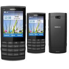Black Original Nokia X3-02 Bar Style 3G WCDMA 5MP Bluetooth Unlocked Cellphone