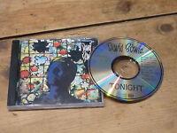 DAVID BOWIE - TONIGHT !!!EMI AMERICA !!DIDX 415 !!! CD NEAR MINT CONDITION